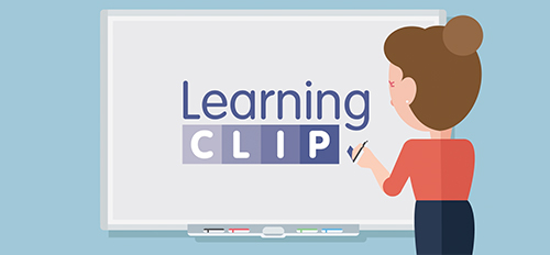 Learning Clip animation