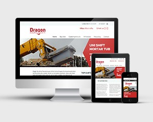 Dragon Building Rebrand