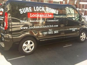Excellent and amusing brand name for a small locksmith