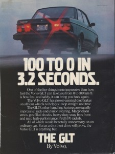 Real Volvo adverts are renowned for their honesty