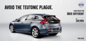 Very honest advert from Volvo