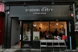 Maison D'etre amusing brnad name for a small business