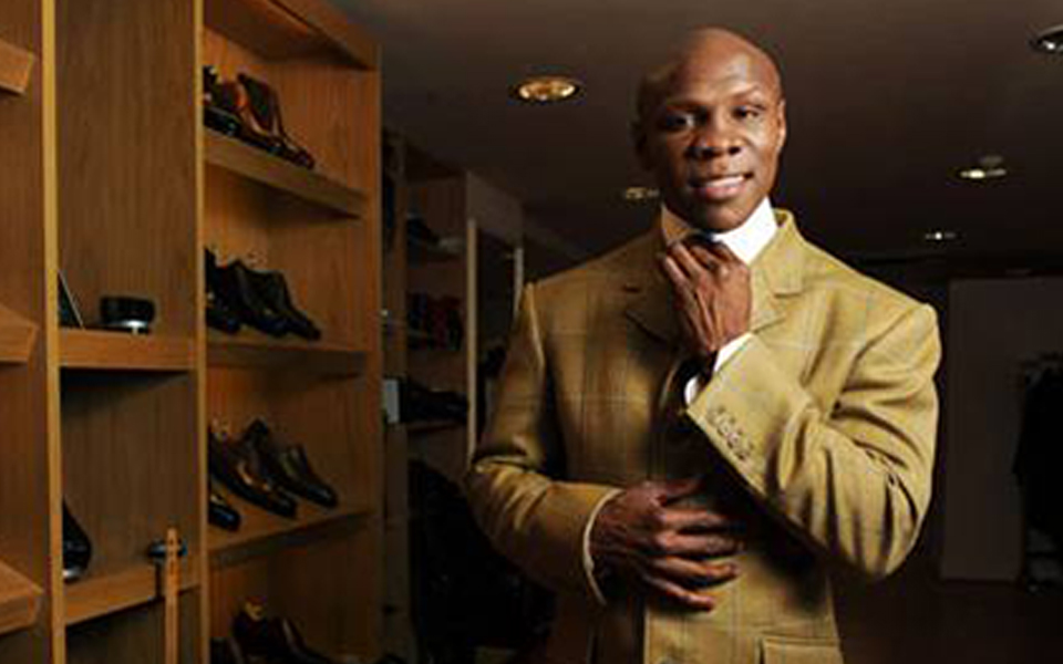 Youth Hostelling with Chris Eubank