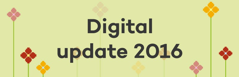 Digital Update 2016