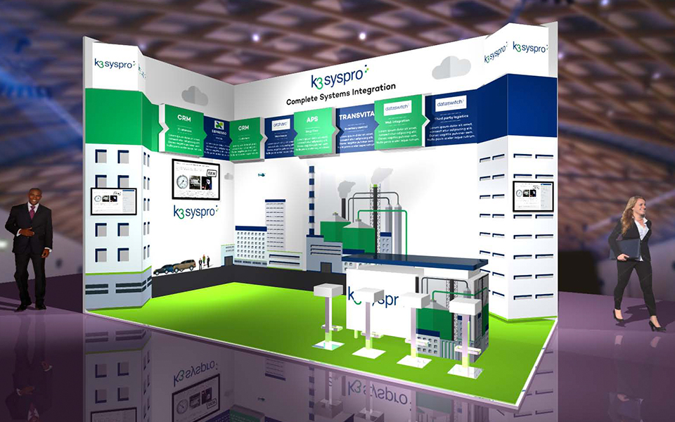 Exhibition Stall Case Study : Workshop case study images templatesk syspro event