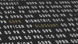 GDPR Glossary – a guide to the terminology