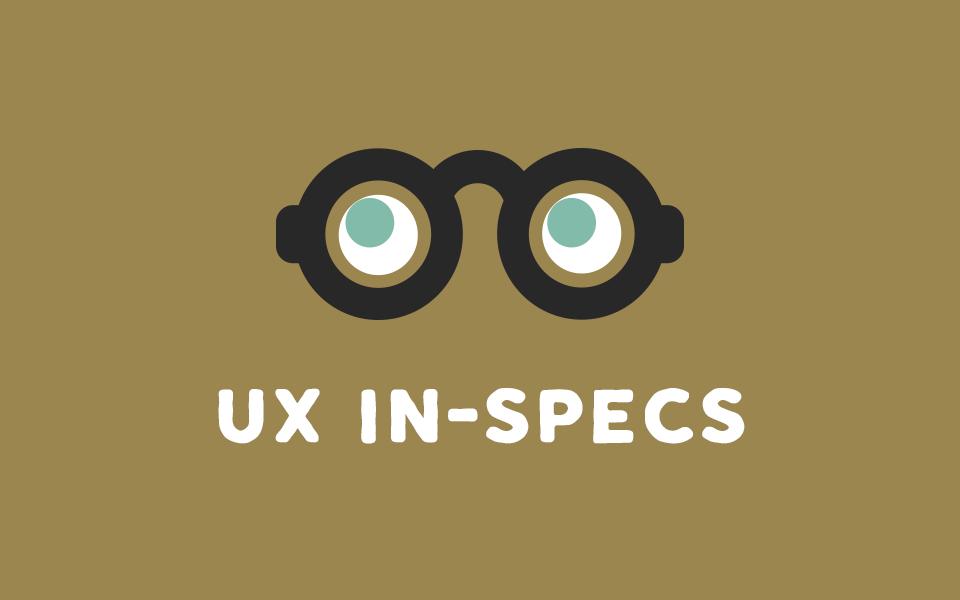 UX In-specs – Gov.uk