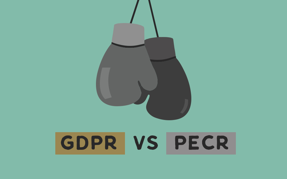 GDPR vs PECR: do you know which regulation to follow?
