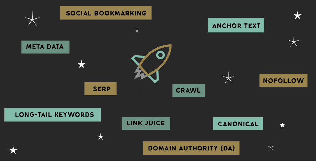 10 SEO terms that you need to know