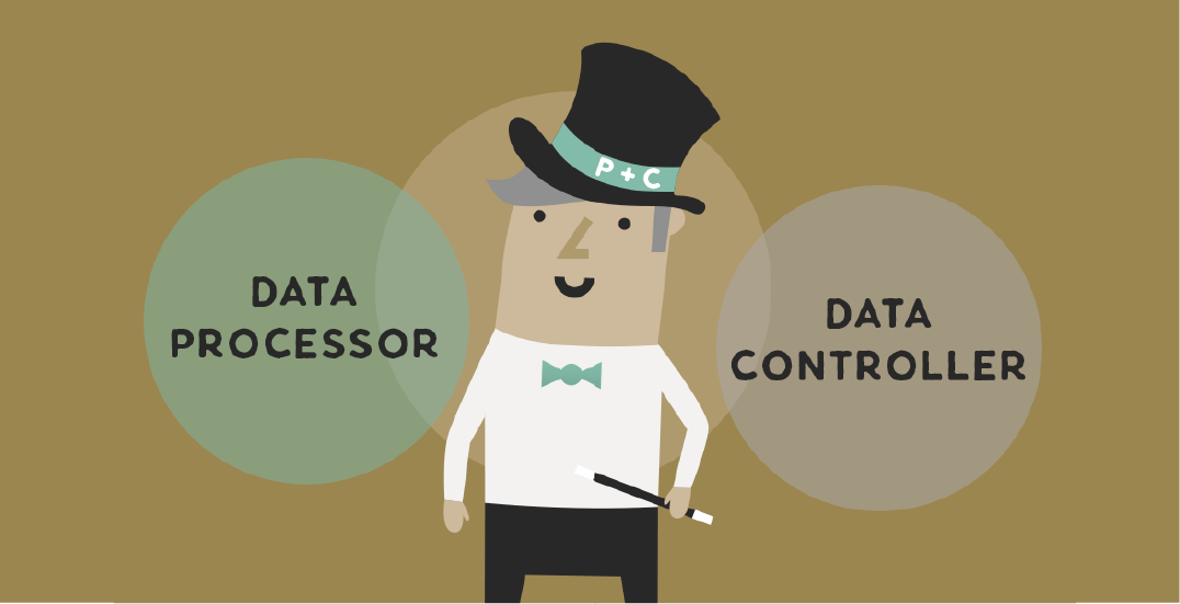 Are marketers data processors or controllers under GDPR?