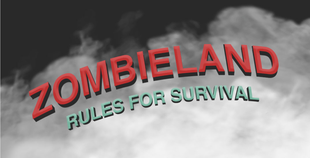 What can Zombieland's 'Rules for Survival' teach us about social media marketing?